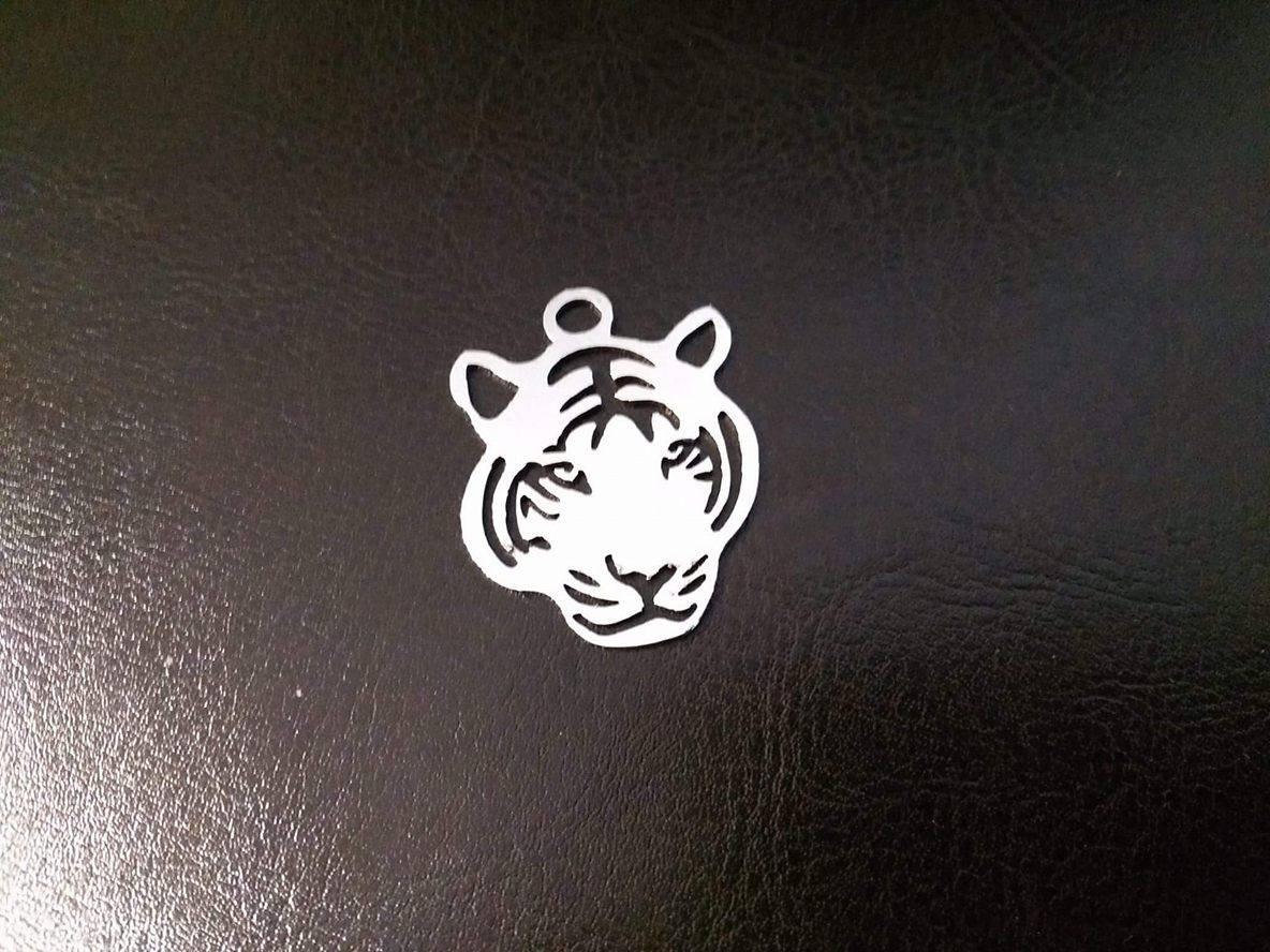 Pendentif Tigre