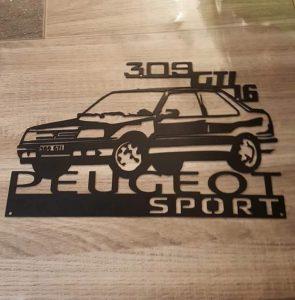 Voiture Peugeot